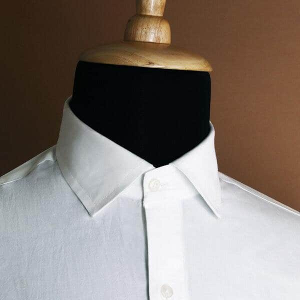 White Luxury Giza Cotton Poplin shirt