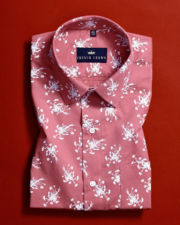 Punch Pink Ultra Soft Cotton SHIRT