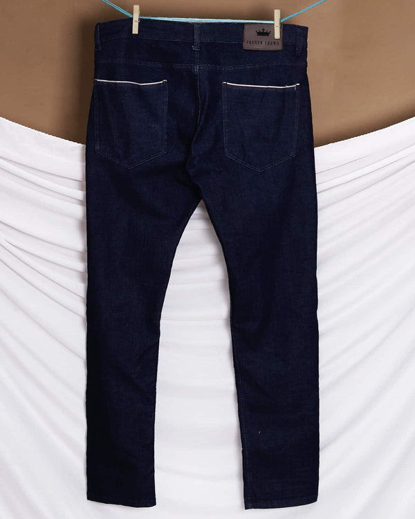 Space Blue Stretchable Jeans