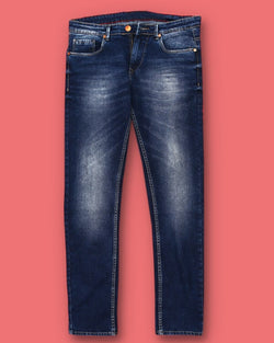 Mid Blue light-fade Stretchable Jeans