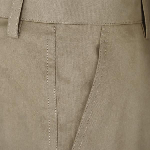 Oat Cream Soft twill Cotton Chino