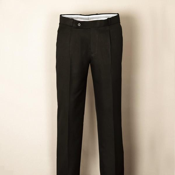 Coffee Brown regular fit Formal Pant