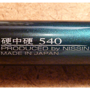 Nissin 540ZX name on side of rod