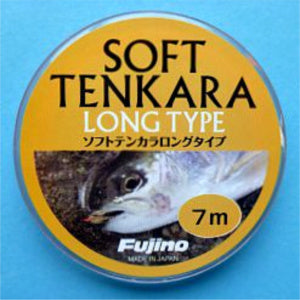 Fujino Soft Tenkara Long Type package