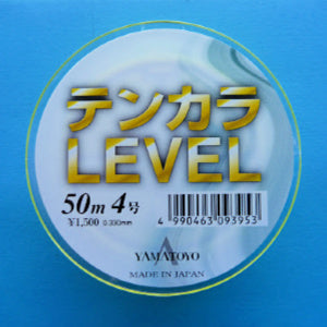 Yamatoyo tenkara level line spool