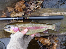 Suntech Field Master 53 with rainbow trout