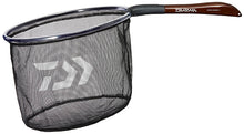 Side view of Daiwa Keiryu Damo showing net bag.