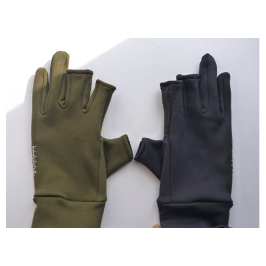 Little Presents Fishing Gloves - Black