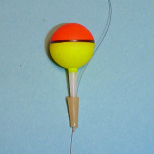 Nakazima Ball Floats on a line, ready to use.