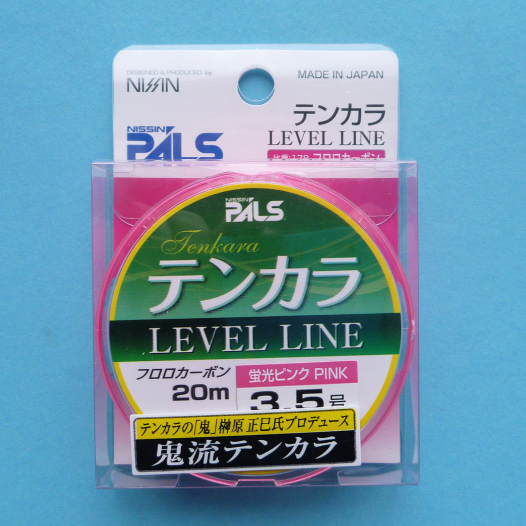 Nissin Oni Line, Pink size 3.5