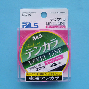 Nissin Oni Line, Pink size 4