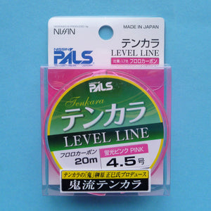 Nissin Oni Line, Pink size 4.5