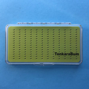 TenkaraBum Silicone Fly Box (Large)