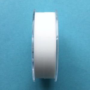 Sunline Visible Free white nylon line, side view