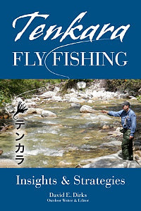 Tenkara Fly Fishing Insights & Strategies is a collection of interviews with experienced tenkara anglers, by David Dirks.