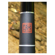 TENBUM logo on rod