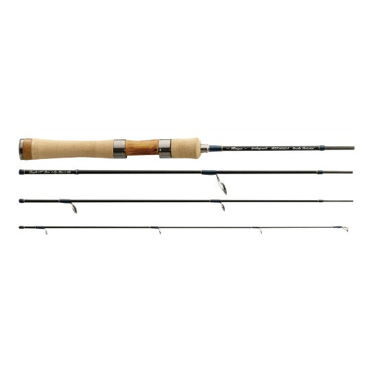 Tenryu Rayz Integral 4-piece backpacking/travel rod