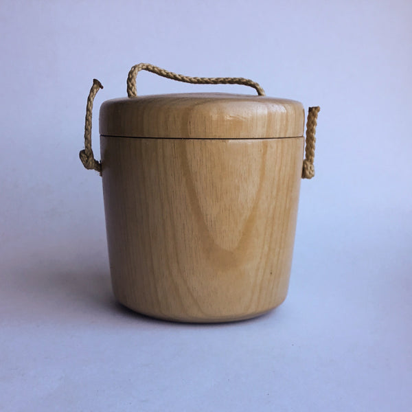 Traditional Wooden Bait Box