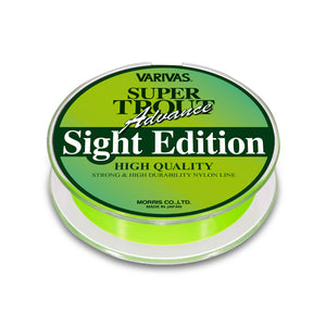 Varivas Super Trout Advance Sight Edition 3 lb