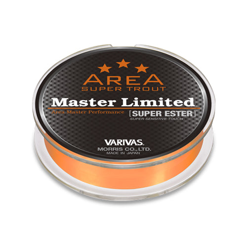 Varivas Area Master Limited Super Ester