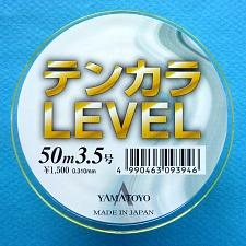 Yamatoyo Tenkara Level Line
