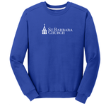 Crewneck sweatshirt - royal