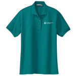 Ladies polo - teal
