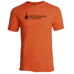 T-shirt - heather orange