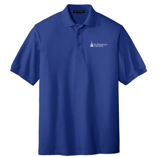 Unisex polo - royal