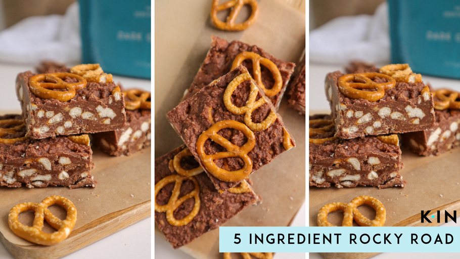 KIN Nutrition 5 Ingredient Rocky Road