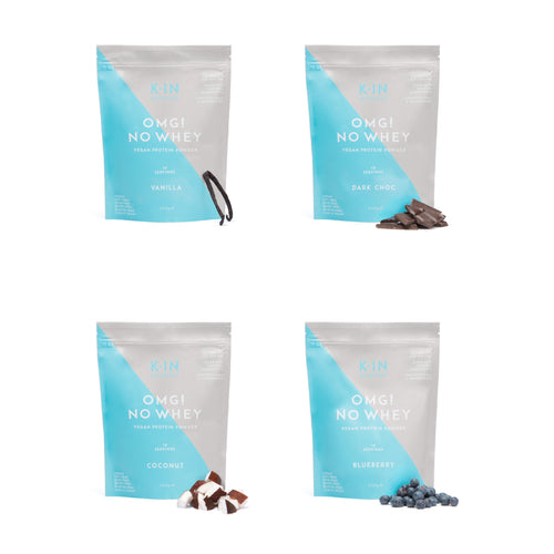 The Vegan Pouch Bundle (4 x 500g)