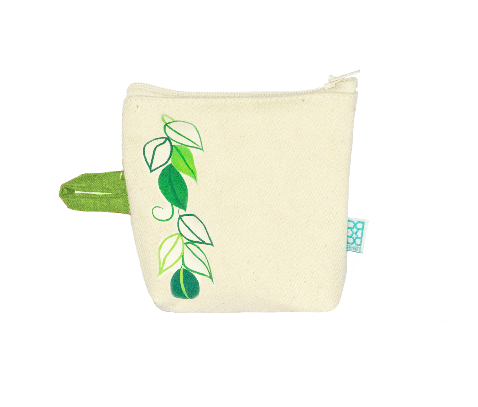 Green Leaves Collection, Coin Purse