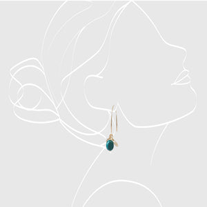 Earrings size reference