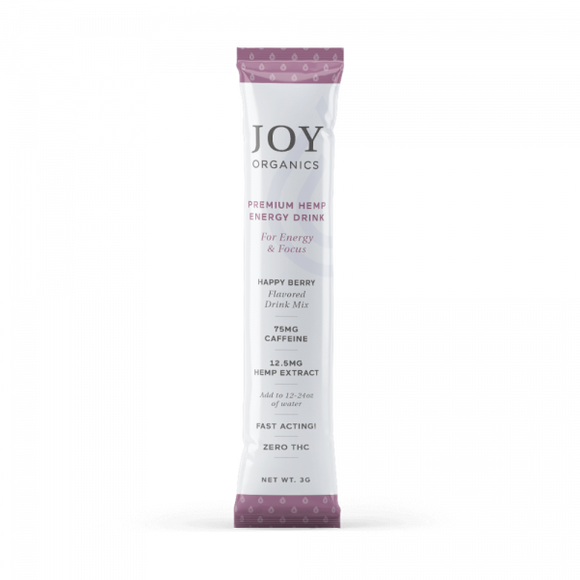 Joy Organics Energy Drink