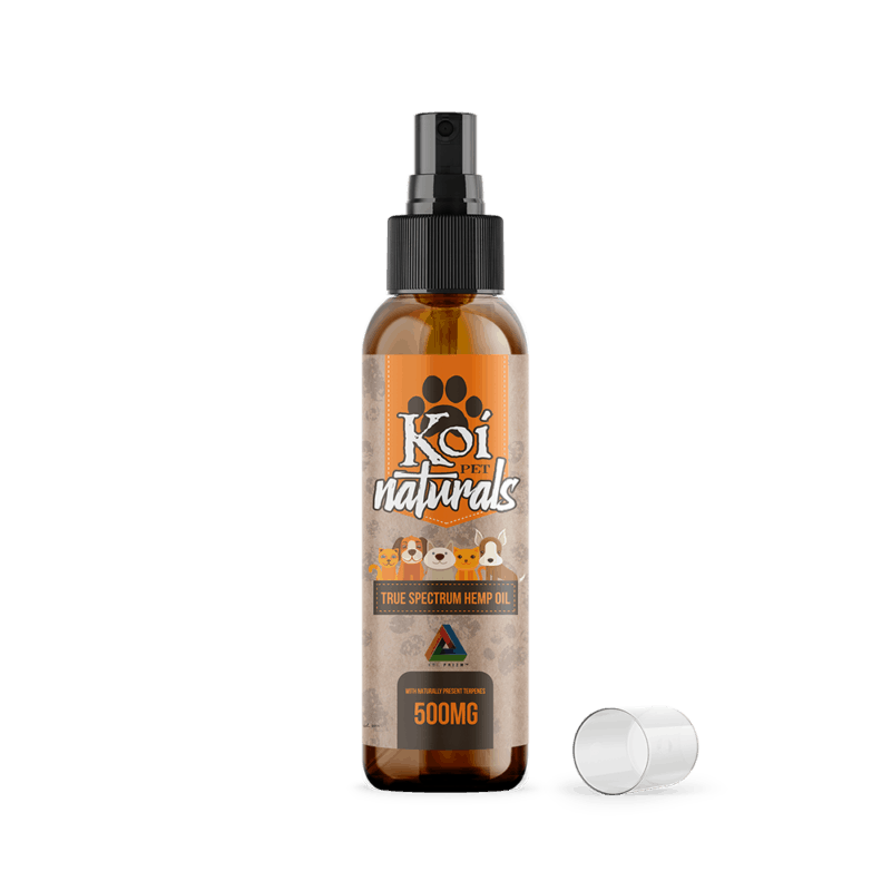 Pet Spray by Koi - 500 mg