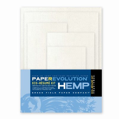 Hemp Heritage Eco Resume Kit