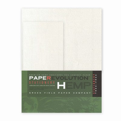 Hemp Heritage Stationary Set