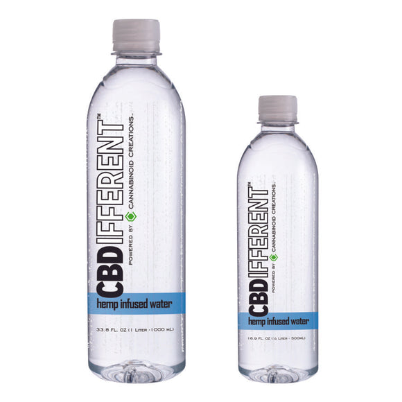 CBDifferent 500ml Water
