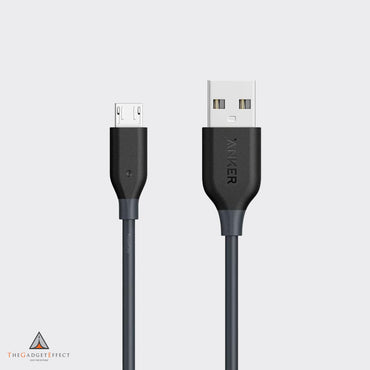 Anker Power Line Micro Cable 3ft (A8132H12)