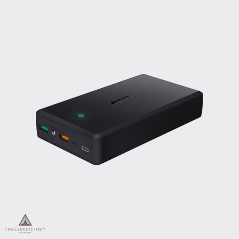 Aukey 30000mAh Power Bank with Power Delivery (PB-Y7)