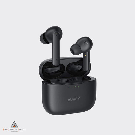 Aukey Active Noise Cancelling BT 5.0 True Wireless Earbuds (EP-N5)