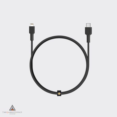 Aukey Braided Nylon MFi USB-C to Lightning Cable 3.95ft (CB-CL1)