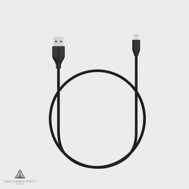 RavPower 1m USB-A to Lightning Cable – (RP-CB019)