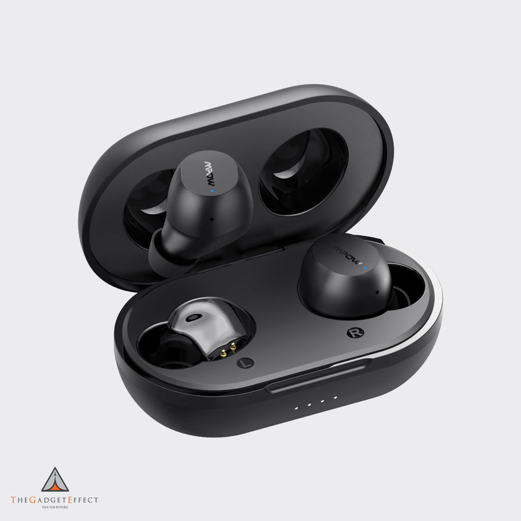 Mpow M12 Bluetooth 5.0 Wireless Earbuds