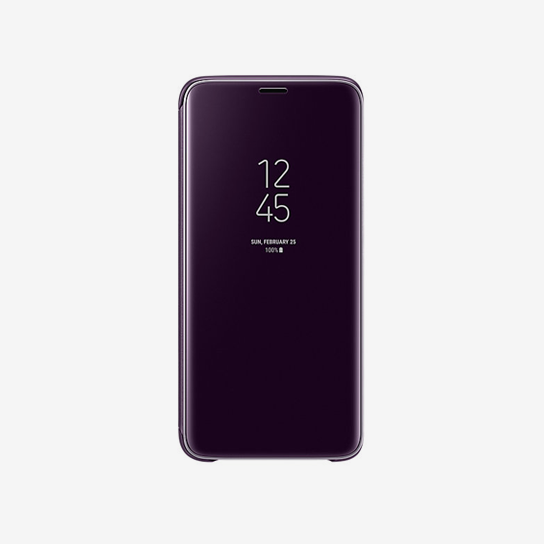 Samsung S9+ Clear View Standing Cover