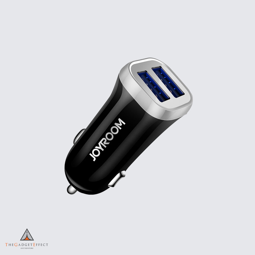 Joyroom Dual USB Ports Smart Car Charger (C-M216)