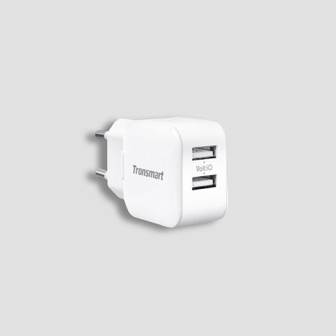 Tronsmart Dual Port Mini Wall Charger (W02)