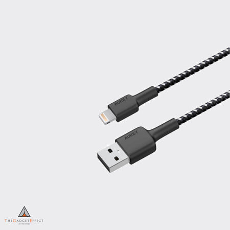 Aukey USB-A to Lightning Cable 3.95ft (CB-BAL3)