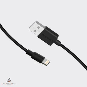 RavPower 1m Lightning Cable Black – (RP-CB030)