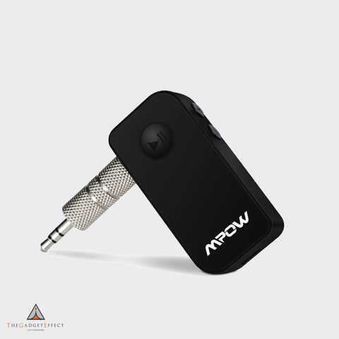 Mpow Bluetooth Receiver Portable Car Adapter Bluetooth